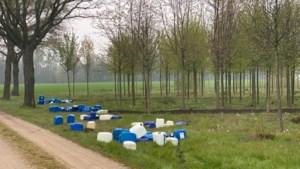 Ruim honderd vaten met drugsafval gedumpt in Sevenum