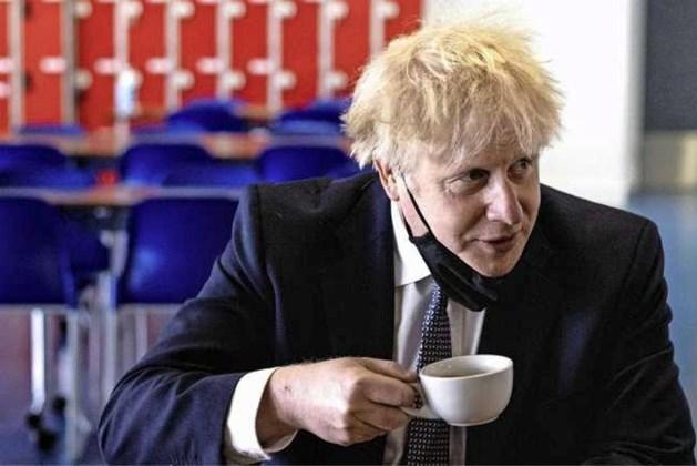 Telefoonnummer premier Johnson staat al vijftien jaar online