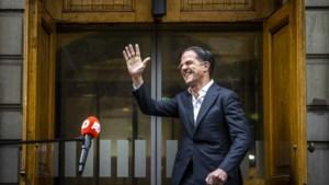 Meeste partijen sluiten Rutte niet bij voorbaat uit