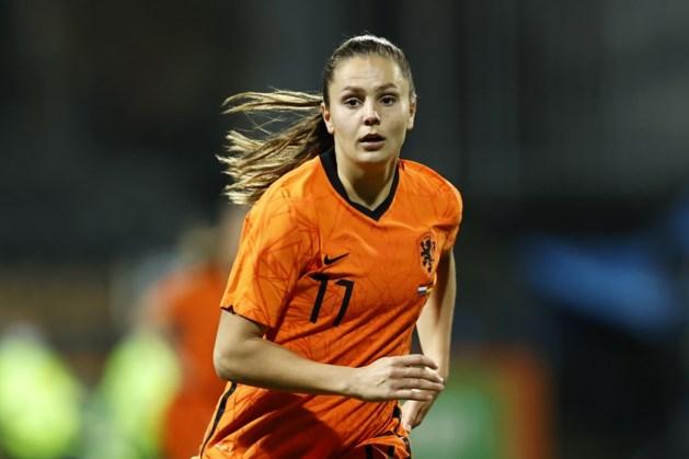 Voetbalsters Oranje in WK-kwalificatie tegen IJsland en Tsjechië