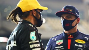 Verstappen en Hamilton: titanenstrijd ook naast de baan