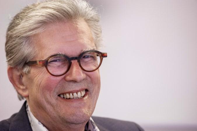 Afzwaaiend wethouder Frank Voss gaat nu eerst even 'tegen een lege agenda aankijken'