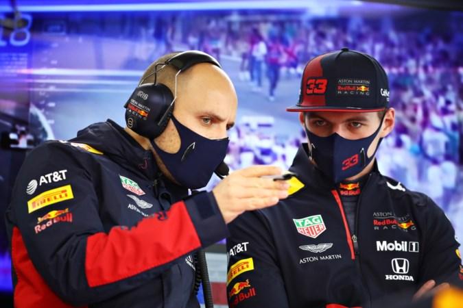 Hij is de enige man die tijdens de race contact heeft met Max Verstappen, maar wie is deze Gianpiero Lambiase