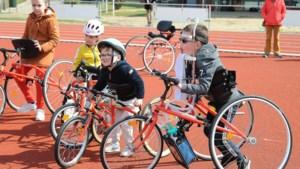 Met racerunner kan ook Tren (7) meedoen bij Scopias in Venlo