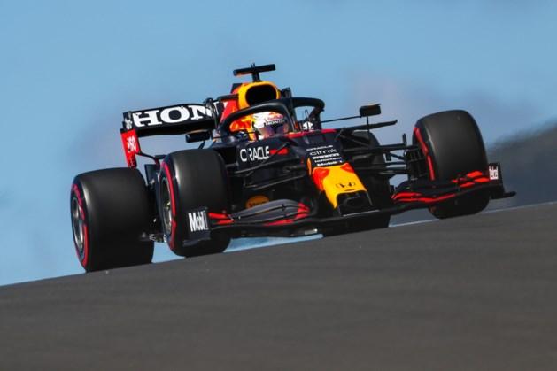 Verstappen snelste in derde vrije training GP Portugal