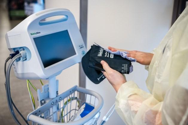 Aantal coronapatiënten in ziekenhuizen daalt naar 2638