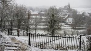 April was 'historisch' koud, vrij zonnig en met volop sneeuw