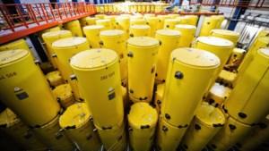 Zorgen om 152 vaten hoogradioactief kernafval vlak over de grens in Duitsland