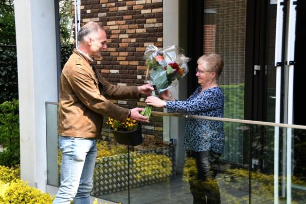 Nellie Peeters al 35 jaar steun en toeverlaat van Disco 't Trefpunt in Horst