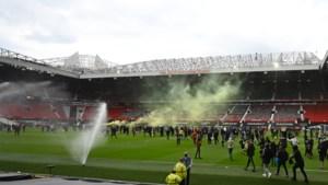 Duel ManUnited - Liverpool afgelast wegens protesten boze fans