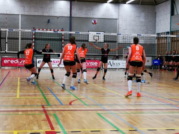 Volleybalderby wederom een prooi voor Fast