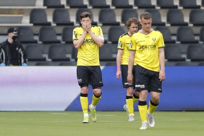Gatenkaas in Almelo: VVV verliest met 4-0 van Heracles