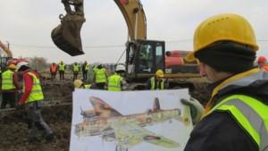 Oorlogsmuseum Overloon krijgt opgegraven Britse Lancaster bommenwerper uit België in 'eeuwige bruikleen'
