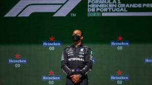Podcast: 'Lewis Hamilton is koning van de psychologische spelletjes'