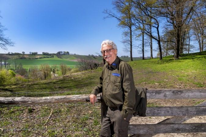 Frans Vinck is boswachter, schoonmaker, boa en Maastricht-promoter in één