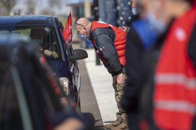 Medewerkers twaalf metaalbedrijven in regio Venlo staken donderdag en vrijdag