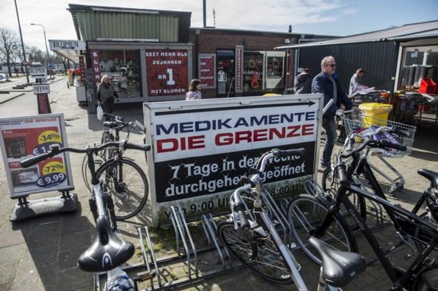 Duitse winkels verkopen fors meer in maart