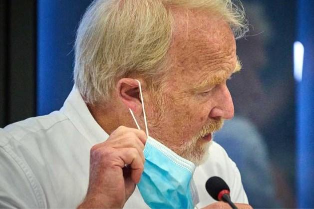 RIVM-gezicht Jaap van Dissel bedreigd: twee vrouwen opgepakt