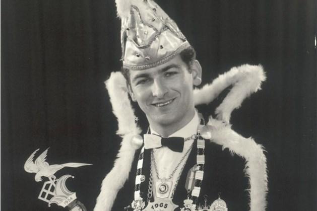 Oud-prins Maan van Neer uit Pey overleden