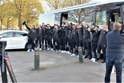 Basketballers van BAL mogen Europa in, maar vanzelfsprekend is het niet: 'Je zou maar naar Zuid-Siberië moeten'