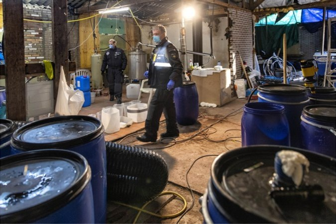 Verdachten drugslabs Baexem en Ittervoort mogen inhoudelijke behandeling van hun zaak in vrijheid afwachten