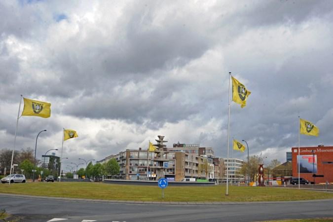Rumoer om VVV-vlaggen op rotondes in Venlo op 4 en 5 mei: 'Zeer ongepast'