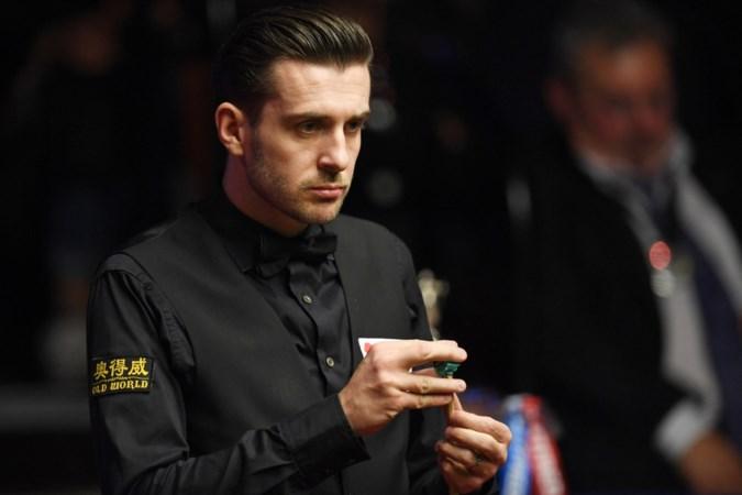 Snookerspeler Selby voor vierde keer wereldkampioen
