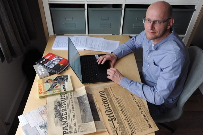 'Er waren in de oorlog waarschijnlijk meer collaborateurs dan verzetsstrijders in Limburg'