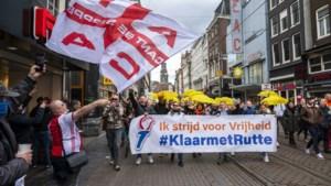 Commentaar: Het gevaar van 'onvrijheid' schuilt juist in de hoek van de mensen die het hardst protesteren tegen de beperkende maatregelen
