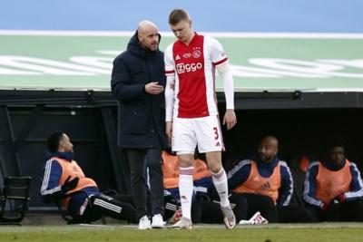 Kampioen en bekerwinnaar, maar moet Perr Schuurs eigenlijk wel bij Ajax blijven?