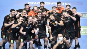 Zeges op Polen en Turkije helpen handballers niet bij loting EK; Oranje in pot 4 met zwakste landen