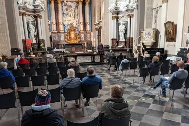 Klooster Wittem tevreden over twaalfuurtje; meditatief moment elke dinsdag in Kloosterkerk