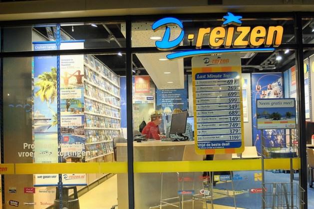 'Mensen met losse tickets mogelijk dupe van bankroet D-Reizen'