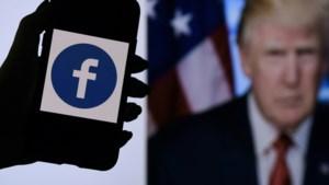 Trump krijgt accounts op Facebook en Instagram nog niet terug