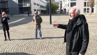 Video: Eerbetoon aan Joods jongetje (4) uit Maastricht dat weggevoerd en vermoord werd tijdens Tweede Wereldoorlog
