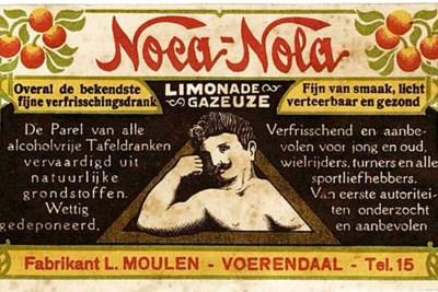 Museum over Noca-Nola fabriek in Kunrade, het merk dat opmars Amerikaanse colareus tot stilstand bracht