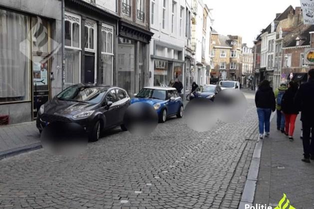 Strengere controles op foutparkeren in de Maastrichtse binnenstad