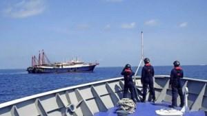 Visserij-oorlog op zee tussen China en Filipijnen