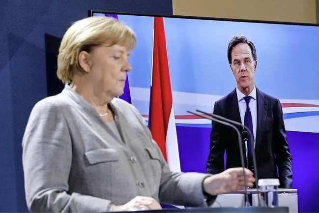 Angela Merkel spreekt op Bevrijdingsdag: 'Dankbaar voor uitnodiging van Rutte'