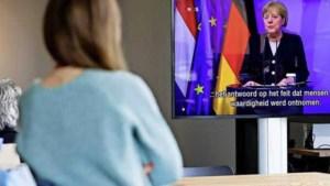 Angela Merkel: 'Duitse misdaden verjaren nooit'