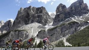 Stoffige grindwegen en bergflanken met stijgingspercentage tot 27 procent: de Giro staat garant voor spektakel