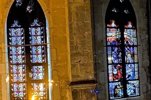 Herstelwerkzaamheden kerk Noorbeek in volle gang, heropening naar verwachting rond Pasen 2022