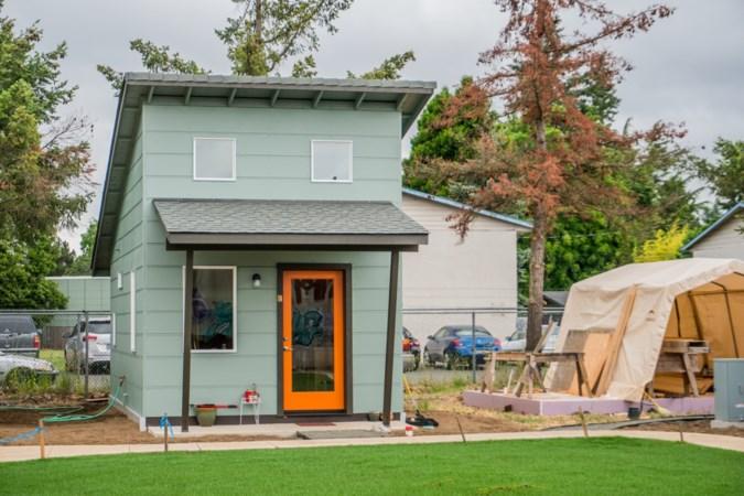 Run op 'tiny houses' in Beekdaelen: eerste tien minihuisjes verrijzen binnenkort in Schimmert