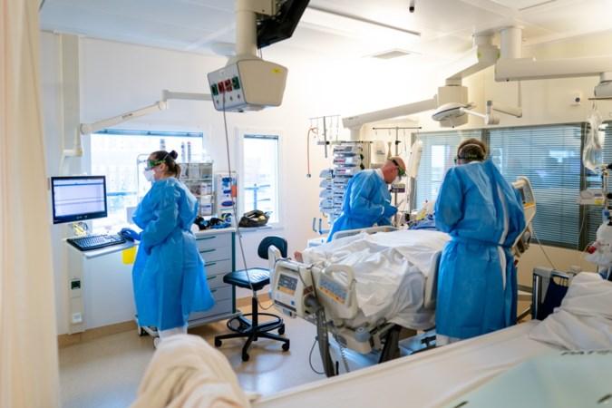 Aantal coronapatiënten in ziekenhuizen daalt weer,  aantal nieuwe coronagevallen opnieuw afgenomen