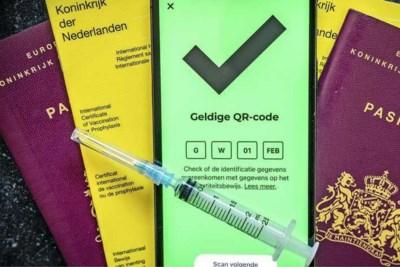 Vaccinatiepaspoort gaat ook in binnenland gelden