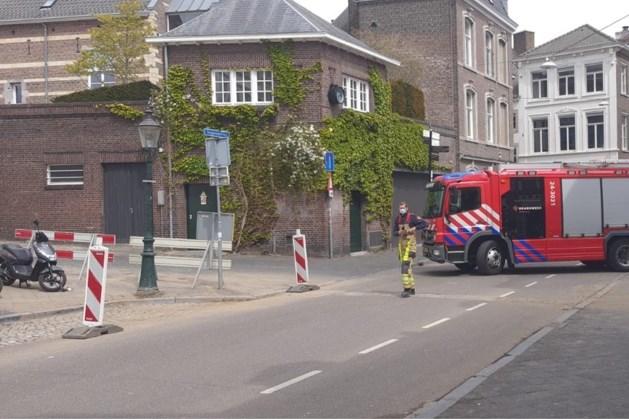 Gaslek in Maastricht; mogelijk worden woningen ontruimd