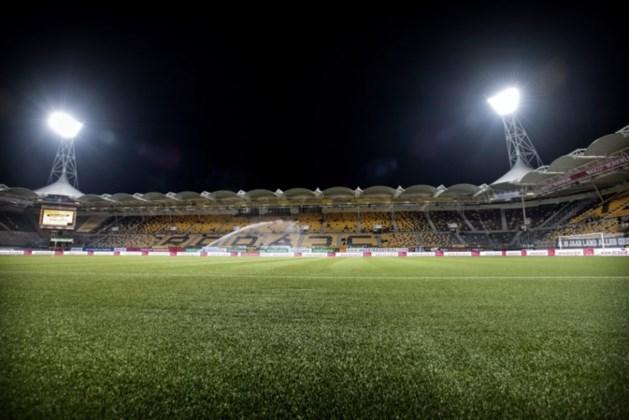 Roda JC speelt op vrijdag 9 mei thuis laatste competitieduel op kunstgras