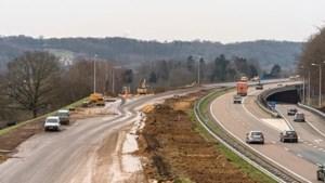 Viaduct in slechte staat: A79 bij Voerendaal volledig dicht