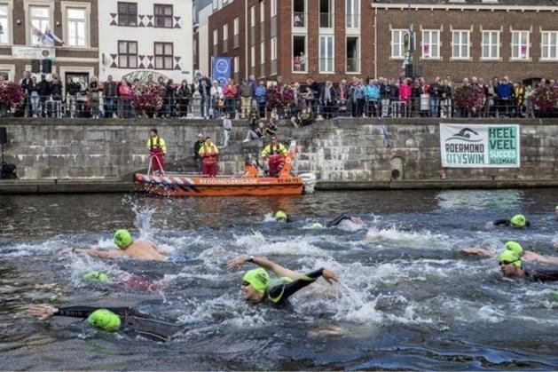 Inschrijven Roermond City Swim verloopt voortvarend