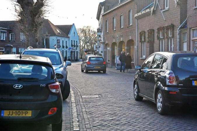 Enquête verkeersproef Arcen: minder 'animo' voor eenrichtingsverkeer in centrum